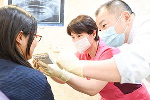 歯科技工所(グローバルリンク)と連携